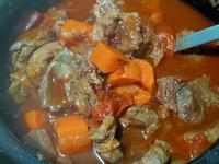 紅燒番茄燉牛肉