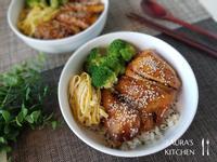 蒲燒鯛魚蓋飯