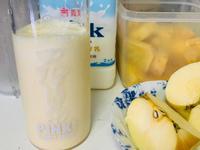 香蕉蘋果牛奶🥛