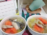 絲瓜鮮魚湯