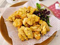 台式鹽酥雞(烤箱無油炸版)