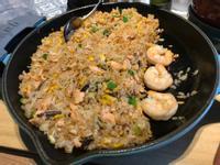 鮭魚蛋炒飯(2-3人份)