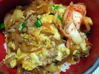 lanni 牛肉(片)丼飯