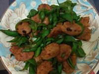 香腸青龍椒