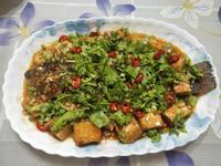 紅燒豆腐豆瓣魚