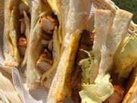 紐澳良 三明治