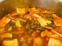 520🥰韓式泡菜豬肉豆腐鍋