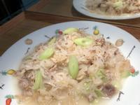 蝦皮炒肉末蘿蔔絲