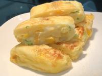 起司玉米蛋餅
