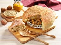 咖哩麵包雞