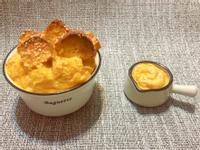 氣炸鍋-烤土司布丁 Part 2地瓜口味