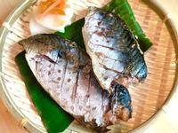 氣炸薄鹽鯖魚