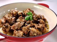 港式豉汁排骨-豆油伯金美好醬油