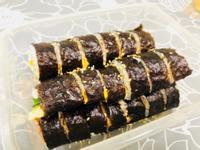 一次兩種口味壽司卷