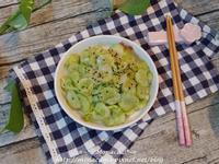 韓式炒小黃瓜오이볶음
