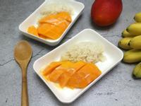 鮮芒果糯米<簡易版>