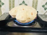 印度全麥烤餅Atta Chapati