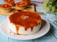 焦糖海鹽生乳酪蛋糕