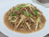 筊白筍炒牛肉🐂🥩