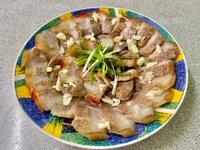 開胃下酒菜 — 鹹豬肉