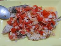 [快速] 煎鱸魚搭莎莎醬