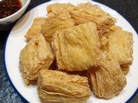【全素】酥炸豆包&沾不停的蠔油醬