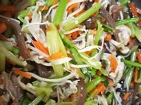 (減醣)五行涼拌蔬菜