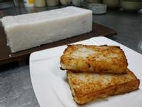 自製純米蘿蔔糕(素)
