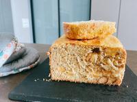 [生酮低醣餐]核桃乳酪歐式麵包