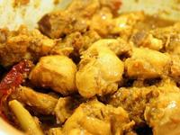 馬來西亞-黃薑雞