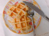 寶寶版比利時鬆餅by 小v