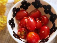 【日式副菜】涼拌小番茄