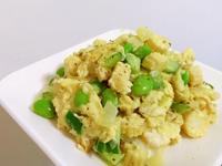 低卡高蛋白!蔬菜炒蛋
