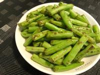 [快速料理] 蒜香四季豆