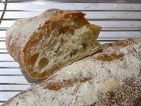 法國長棍麵包/歐式麵包[免揉]