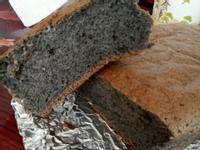 黑芝麻醬將將將蛋糕