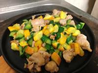 夏日清爽料理:雙瓜炒雞肉