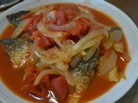 茄汁鯖魚燒