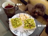 【新手上路】蘋果酪梨早餐(I)