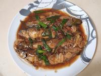 醬燒燉香魚