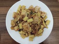 醬炒豆腐玉米筍