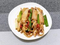 [澎湖料理]醬燒小管