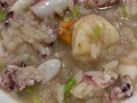小卷海鮮粥