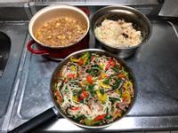 鮮食🐾義大利肉醬麵 肉絲炒麵 蔬菜蒸肉