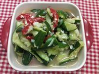 家常料理-清脆爽口的醃小黃瓜