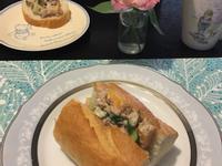 優格鮪魚蔬果沙拉
