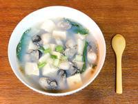 鮮蚵豆腐湯-一鍋到底零廚藝