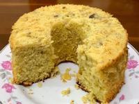 香蕉海綿蛋糕 (6吋模/全蛋打發)