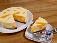芒果鮮奶🎂乳酪蛋糕