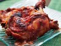 越南香茅烤雞